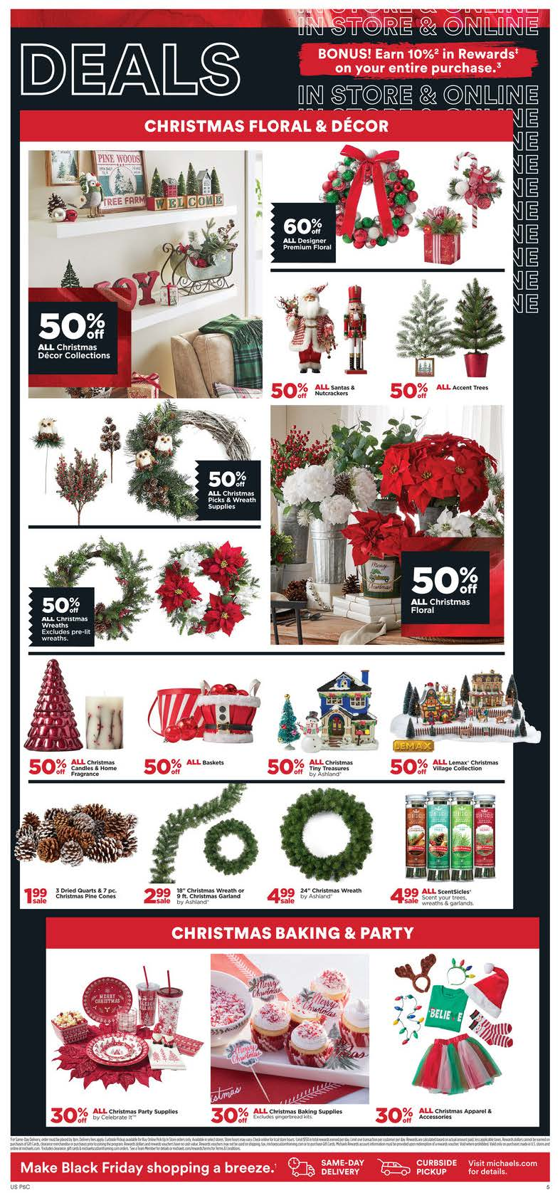 Michaels Black Friday 2020 Page 3